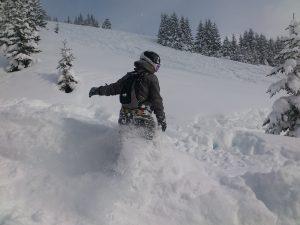 Wyjazd na snowboard z dzieckiem. O czym musisz pamiętać? 1
