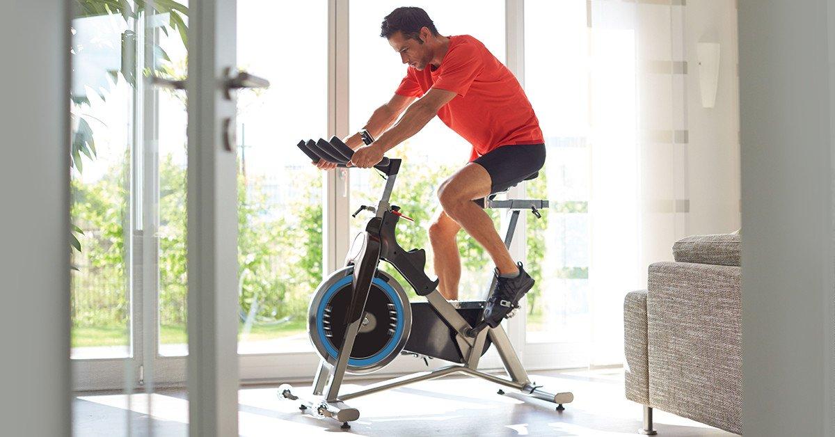 rower stacjonarny a odchudzanie