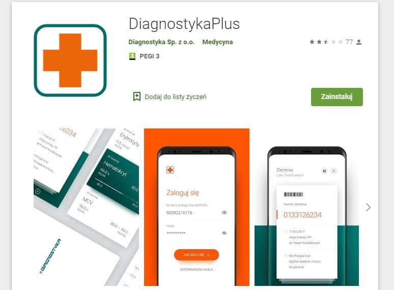 Diagnostyka wyniki – jak szybko sprawdzić wynik online 2