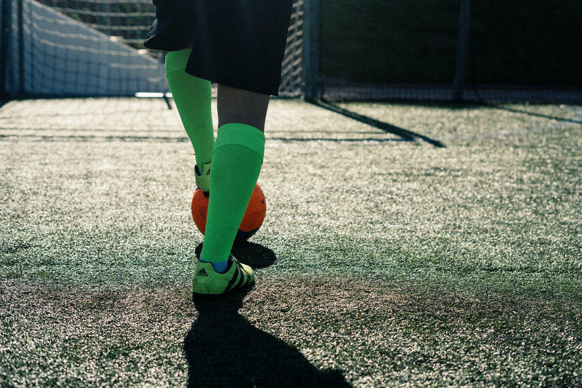 Od juniora do Ronaldo – jak zostać profesjonalnym piłkarzem? 2