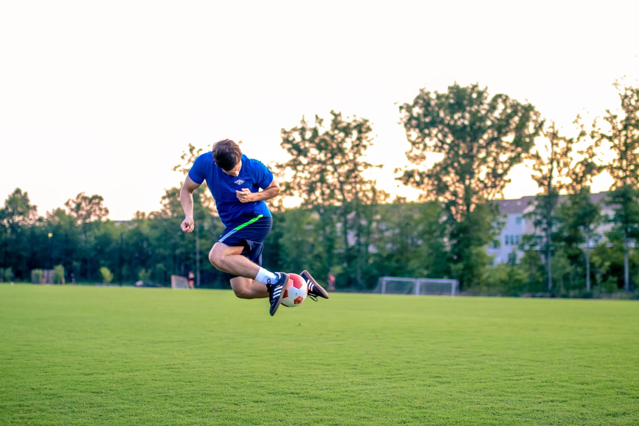 Od juniora do Ronaldo – jak zostać profesjonalnym piłkarzem? 1