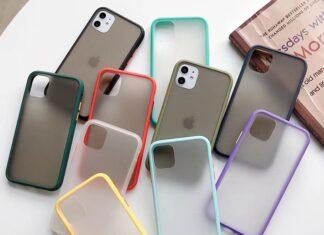 silikonowe etui na telefon